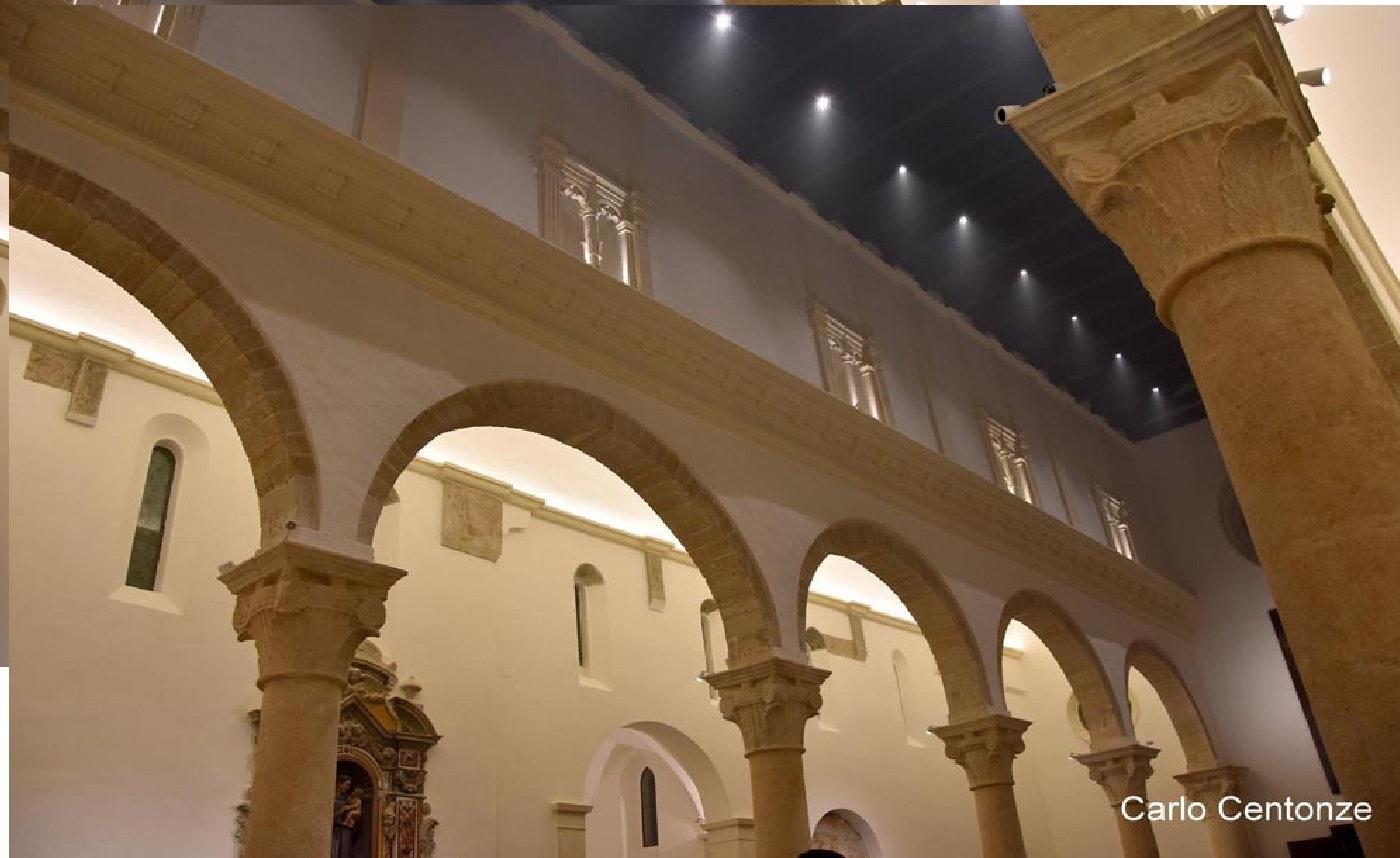 Chiesa San Francesco, COMPLESSO CONVENTUALE DI SAN FRANCESCO D'ASSISI, GRAVINA IN PUGLIA (BA )