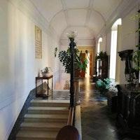 Ballatoio Galleria d'ingresso - Piano Nobile, PALAZZO MESSERE, GIOVINAZZO (BA )