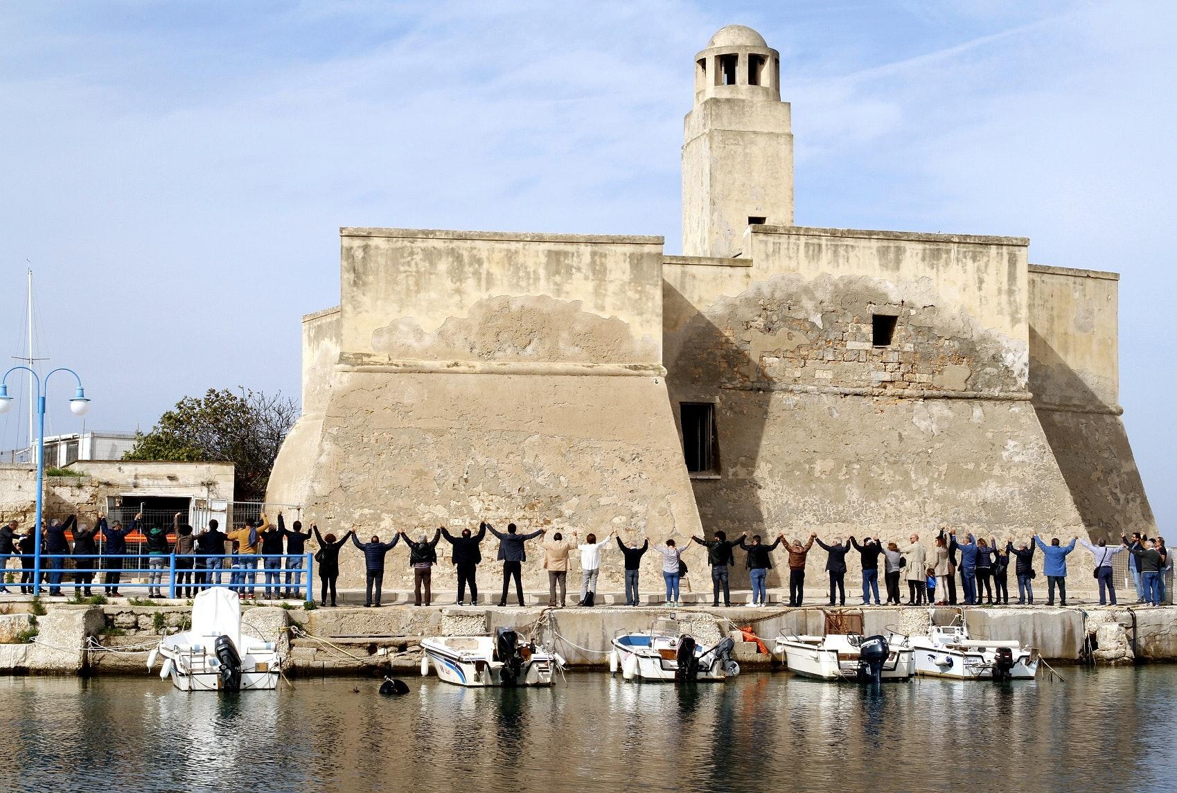 castello del porto di villanova