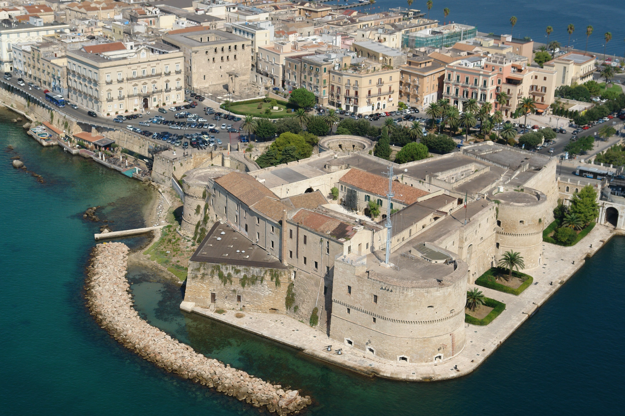 Castello Aragonese, CASTELLO ARAGONESE, TARANTO (TA )