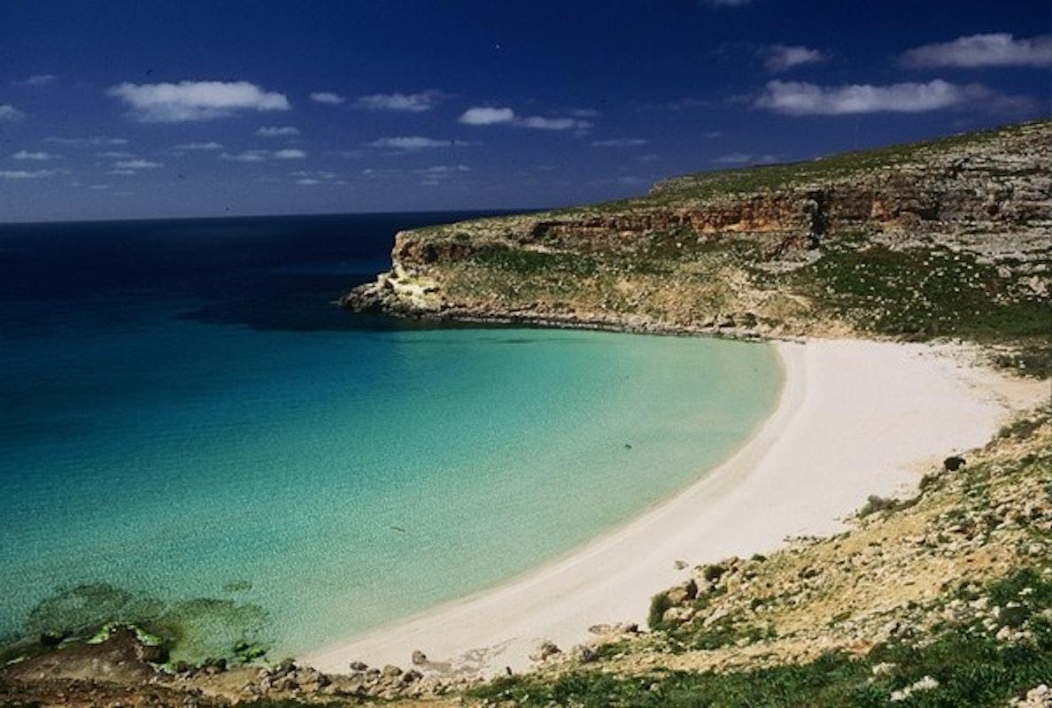 Spiaggia Baia Dei Conigli Isola Di Lampedusa I Luoghi Del Cuore