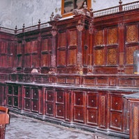 , CHIESA DI SAN BONAVENTURA , CALTAGIRONE, CATANIA