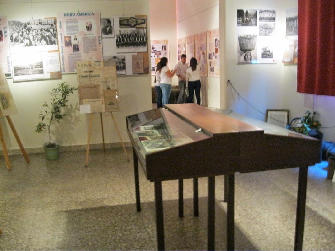 Museo Etneo delle Migrazioni e Chiesa della Anime Purganti