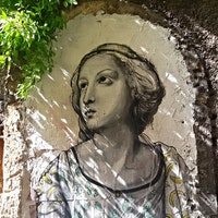 Murales San Berillo, PALAZZO DE GAETANI, CATANIA (CT )