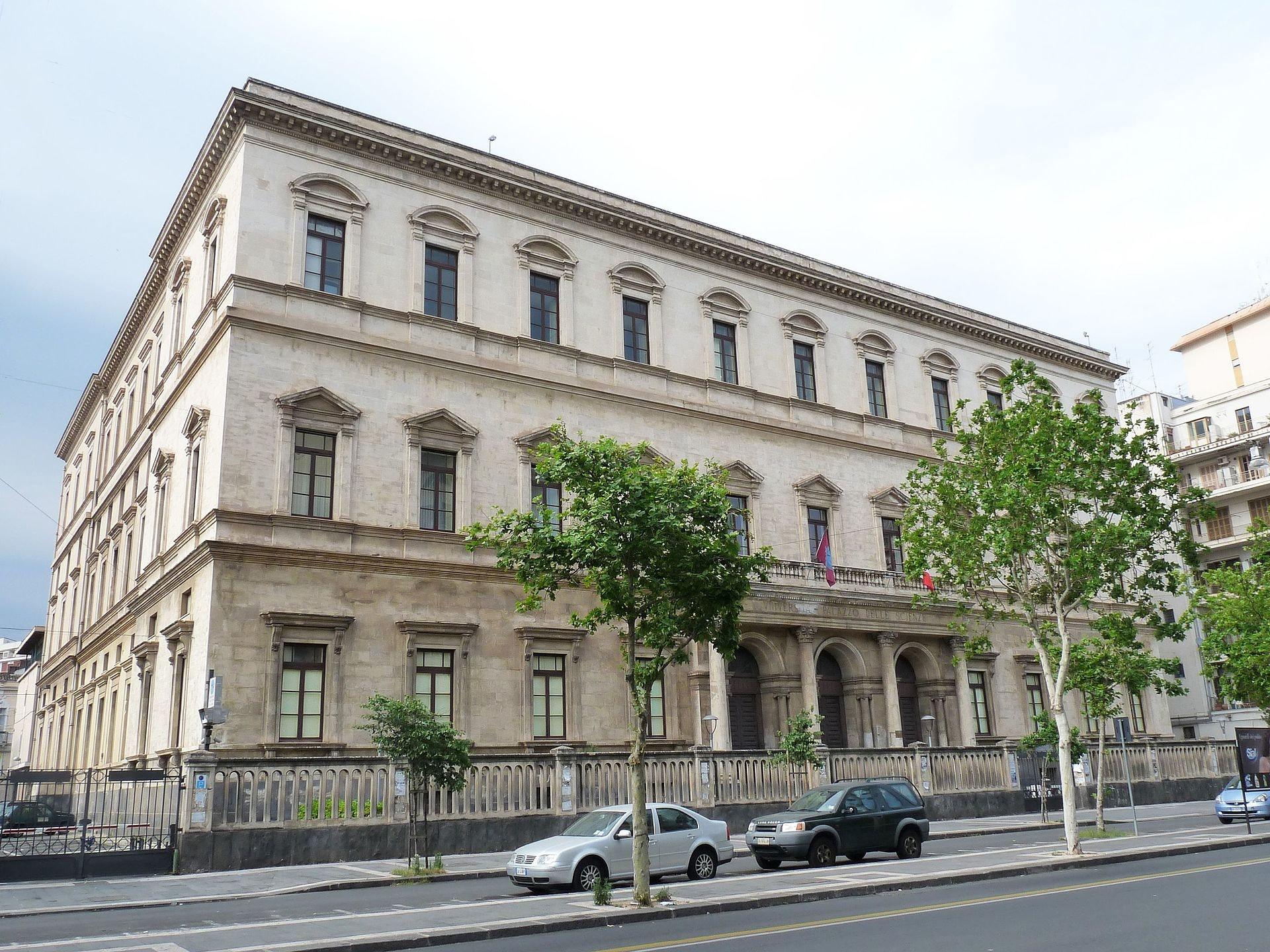 Palazzo delle Scienze - Palazzo Marescotti
