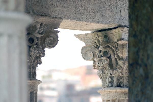 Tempio di Vesta, PARCO VILLA GREGORIANA, TIVOLI (RM )