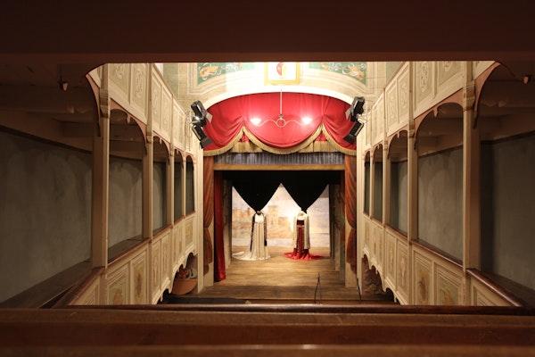 Teatrino di Vetriano, TEATRINO DI VETRIANO, PESCAGLIA (LU )