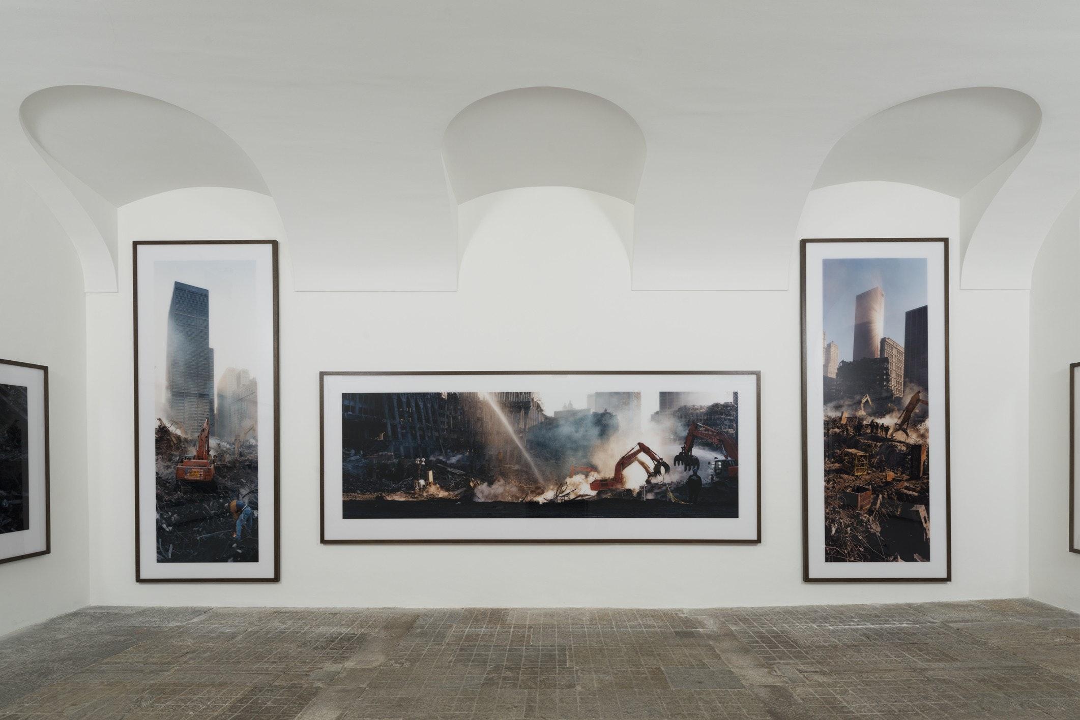 Wim Wenders, Ground Zero, VILLA E COLLEZIONE PANZA, VARESE (VA )
