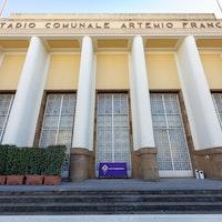 Stadio Comunale Artemio Franchi, STADIO COMUNALE ARTEMIO FRANCHI, FIRENZE (FI )