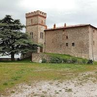 Castello di Castiglion del Torto, CASTIGLIONCELLO BANDINI, CINIGIANO, GROSSETO