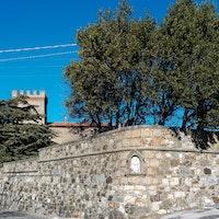 Castello di Castiglion del Torto, CASTIGLIONCELLO BANDINI, CINIGIANO (GR )