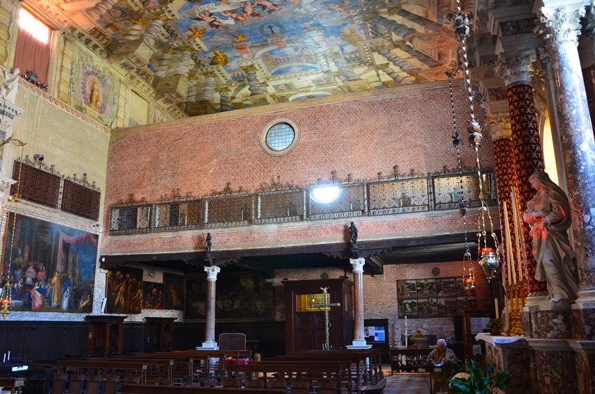 Piscina Sant Alvise Venezia.Convento Di Sant Alvise I Luoghi Del Cuore Fai