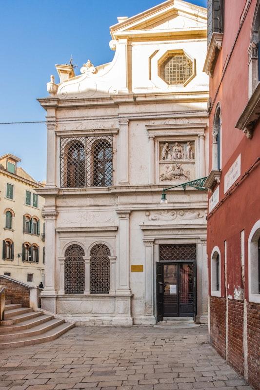 Scuola Dalmata dei SS. Giorgio e Trifone - POSTI ESAURITI