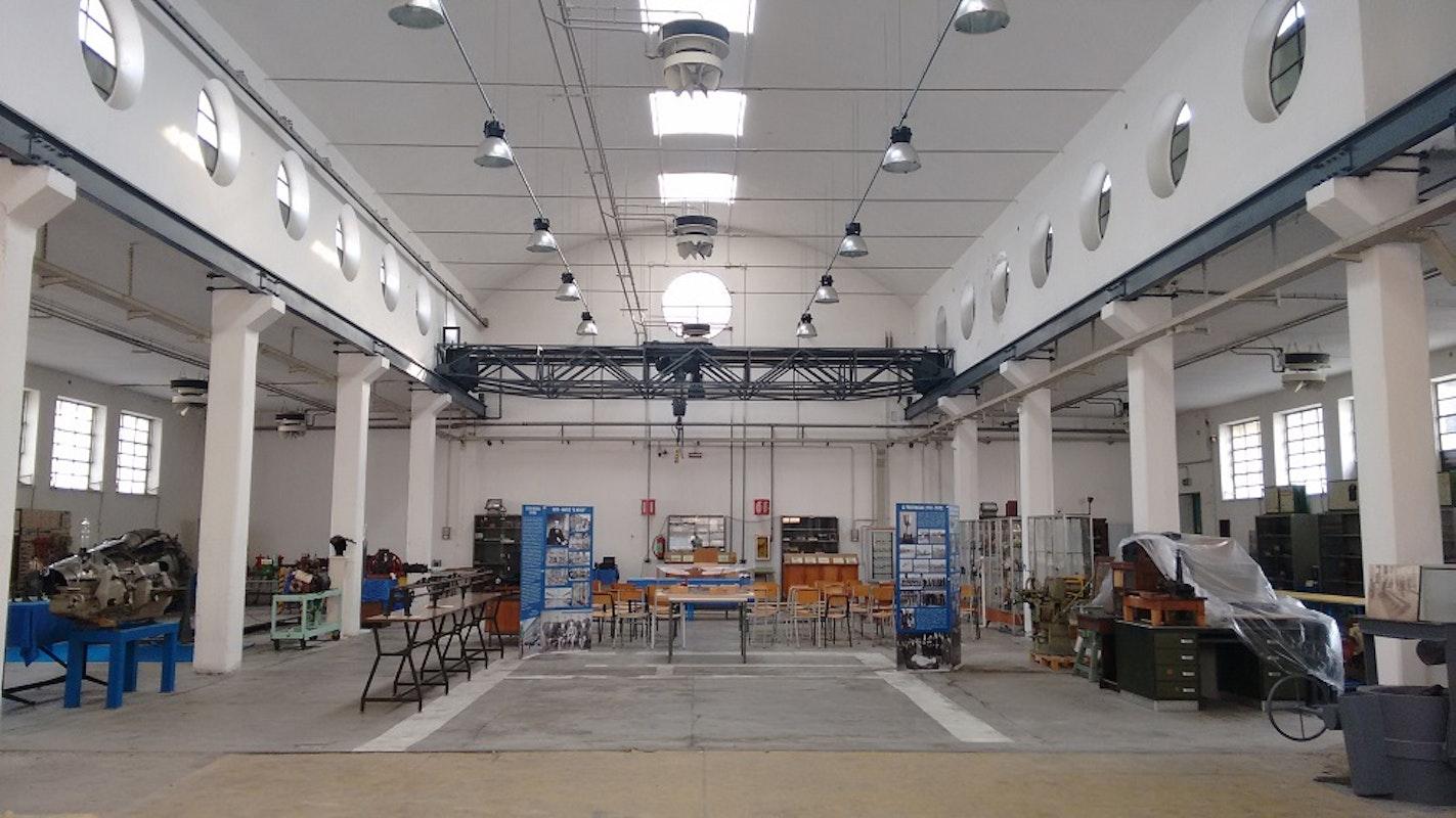 Museo Della Scienza E Della Tecnica.M U S T Museo Della Scienza E Della Tecnica Itis A Rossi I