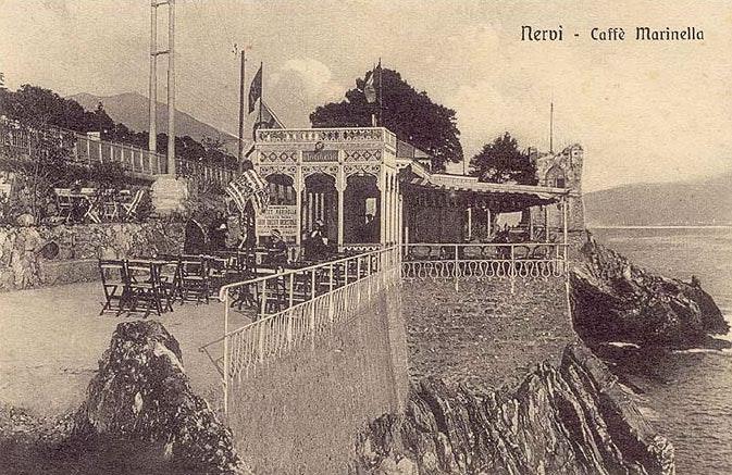 EX HOTEL MARINELLA NERVI